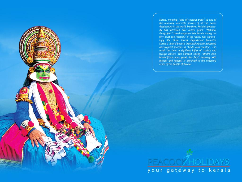 Kerala Tourism Brochure Pdf
